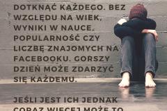 Beige-Photo-Anti-bullying-Poster