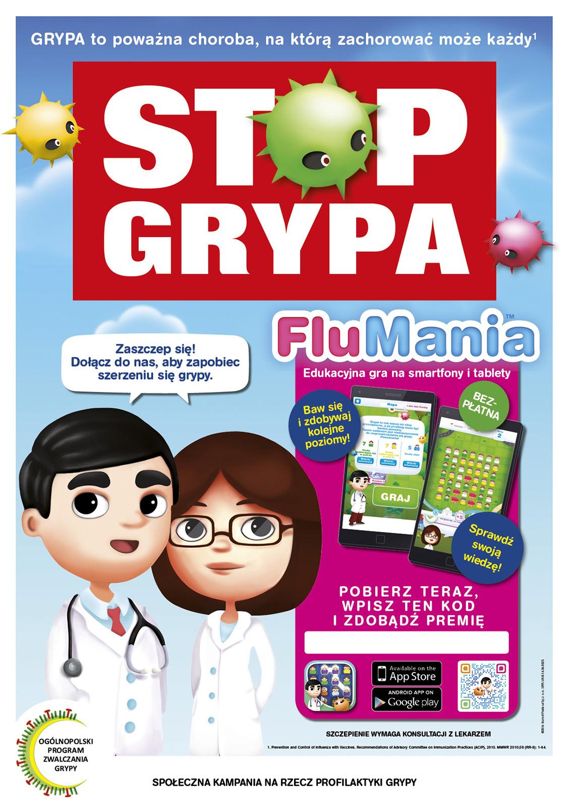 FluMania-plakat-A2