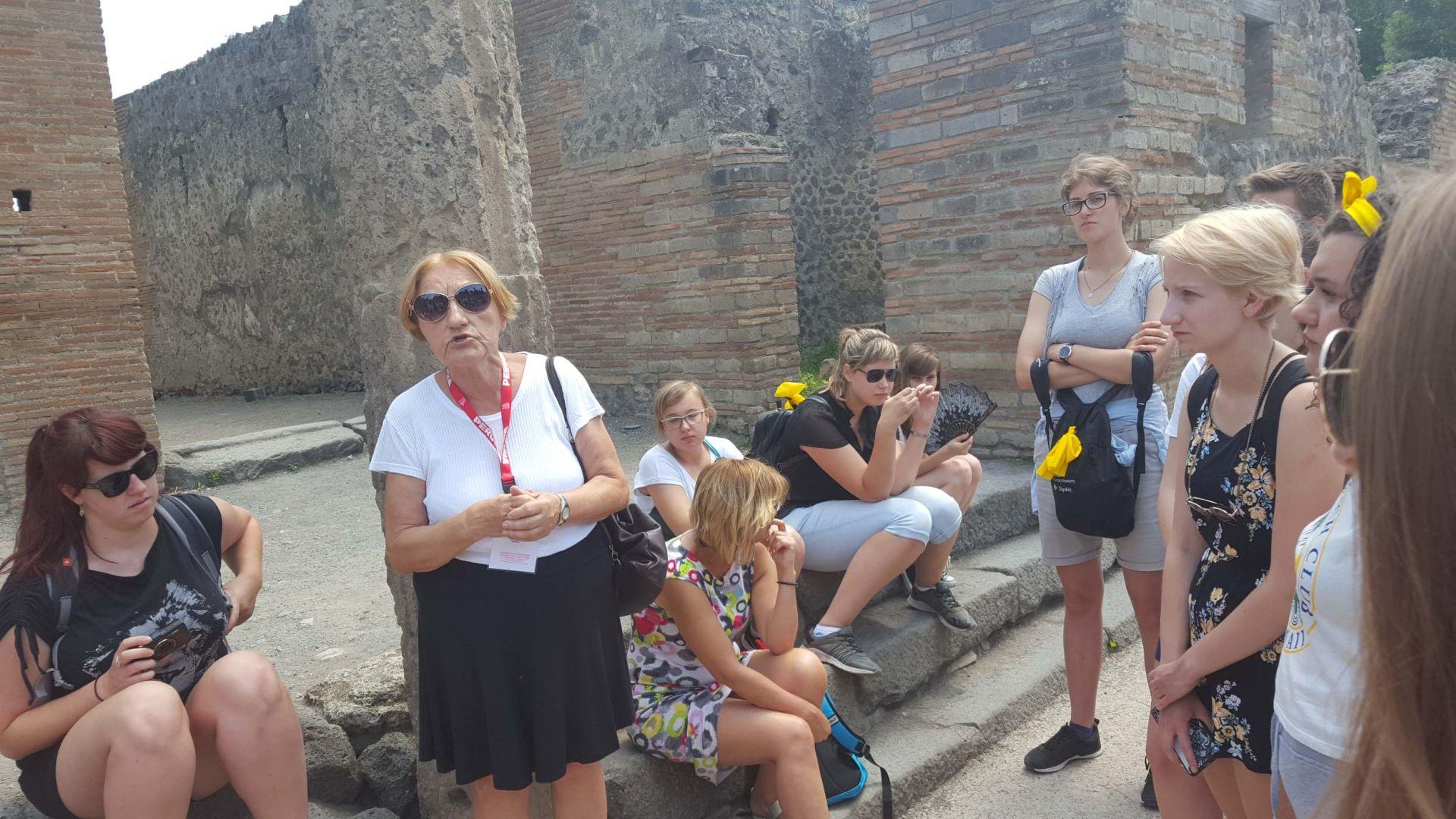 Wycieczka Włochy - Sycylia. POMPEJE (11)