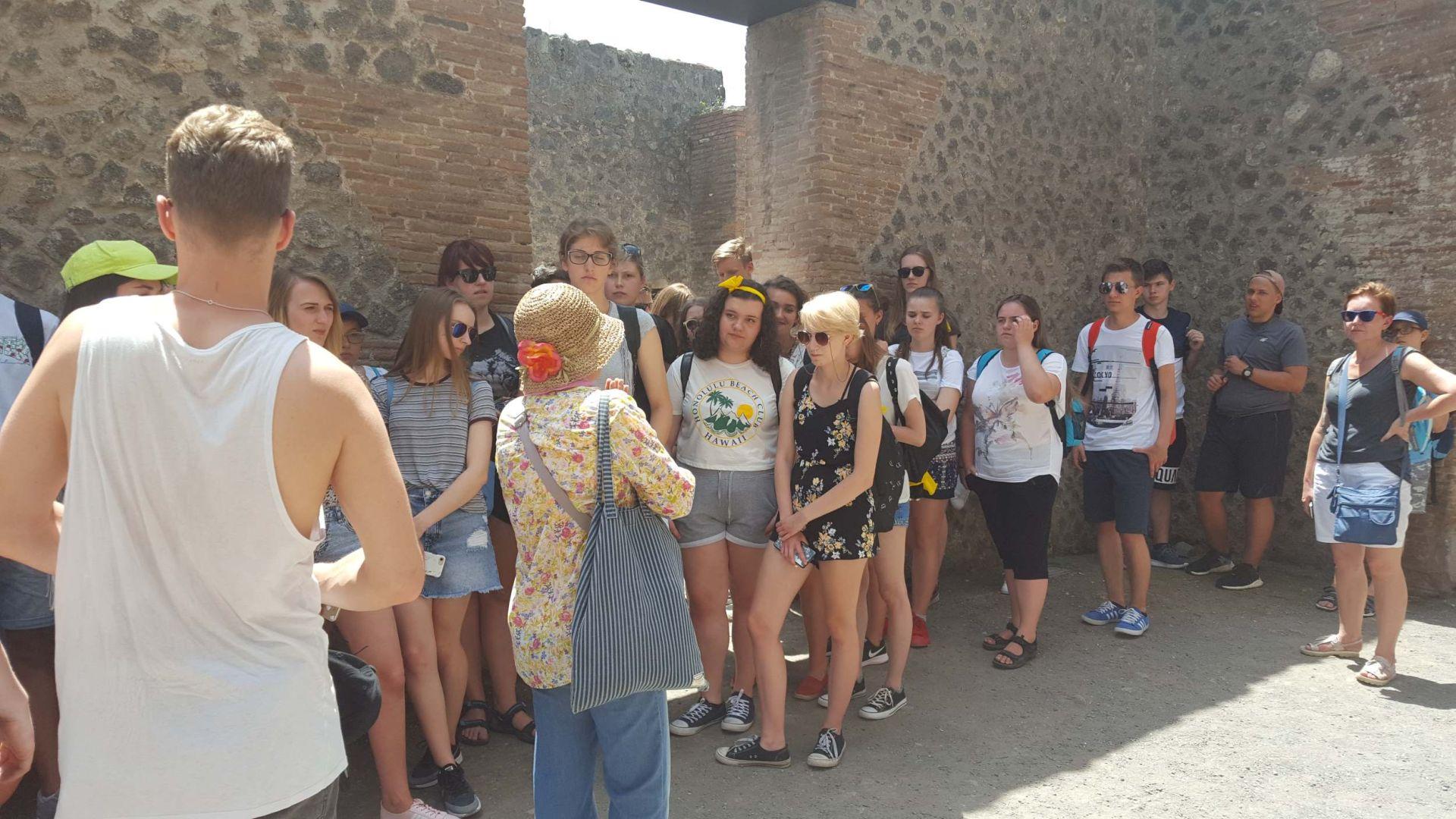 Wycieczka Włochy - Sycylia. POMPEJE (13)