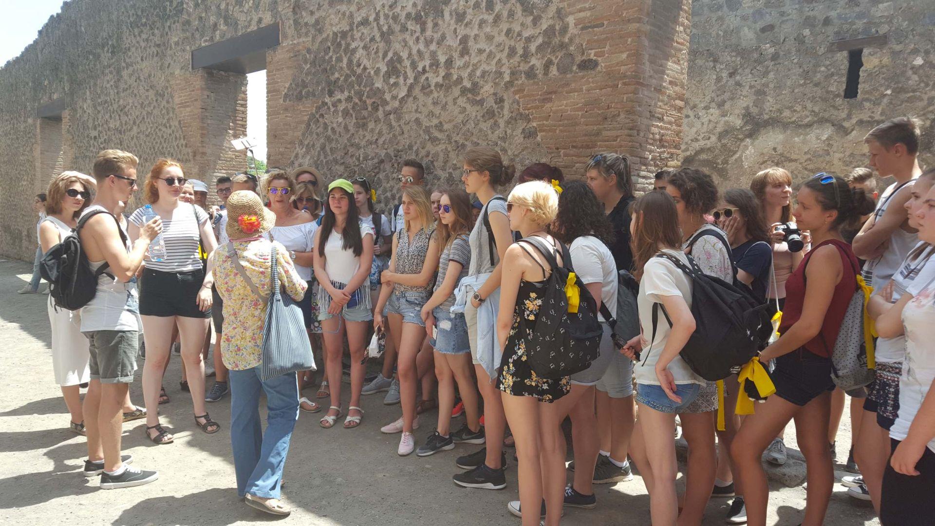 Wycieczka Włochy - Sycylia. POMPEJE (14)