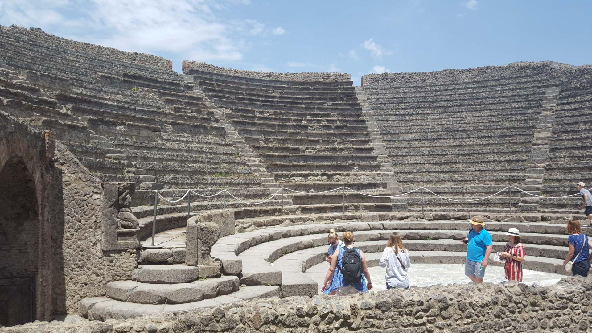 Wycieczka Włochy - Sycylia. POMPEJE (16)