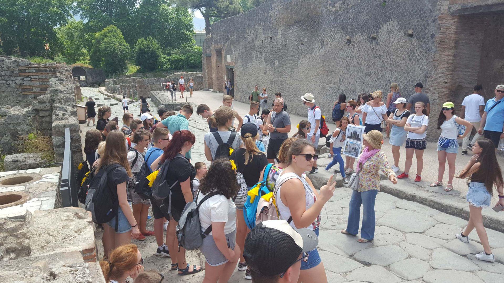 Wycieczka Włochy - Sycylia. POMPEJE (22)