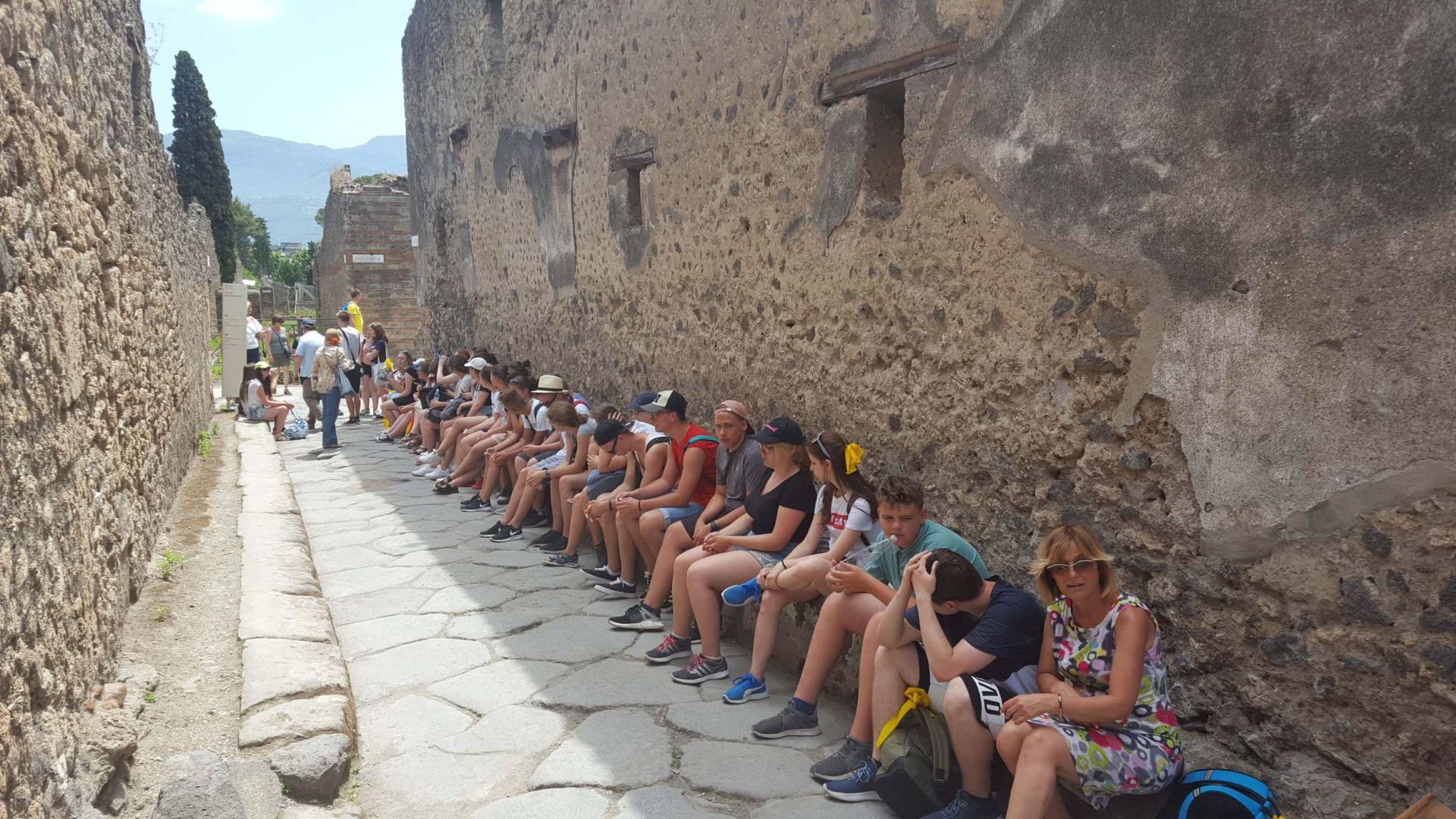 Wycieczka Włochy - Sycylia. POMPEJE (24)