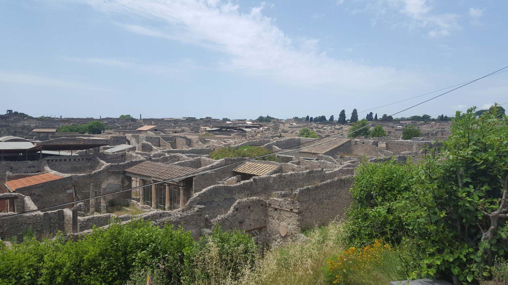 Wycieczka Włochy - Sycylia. POMPEJE (25)
