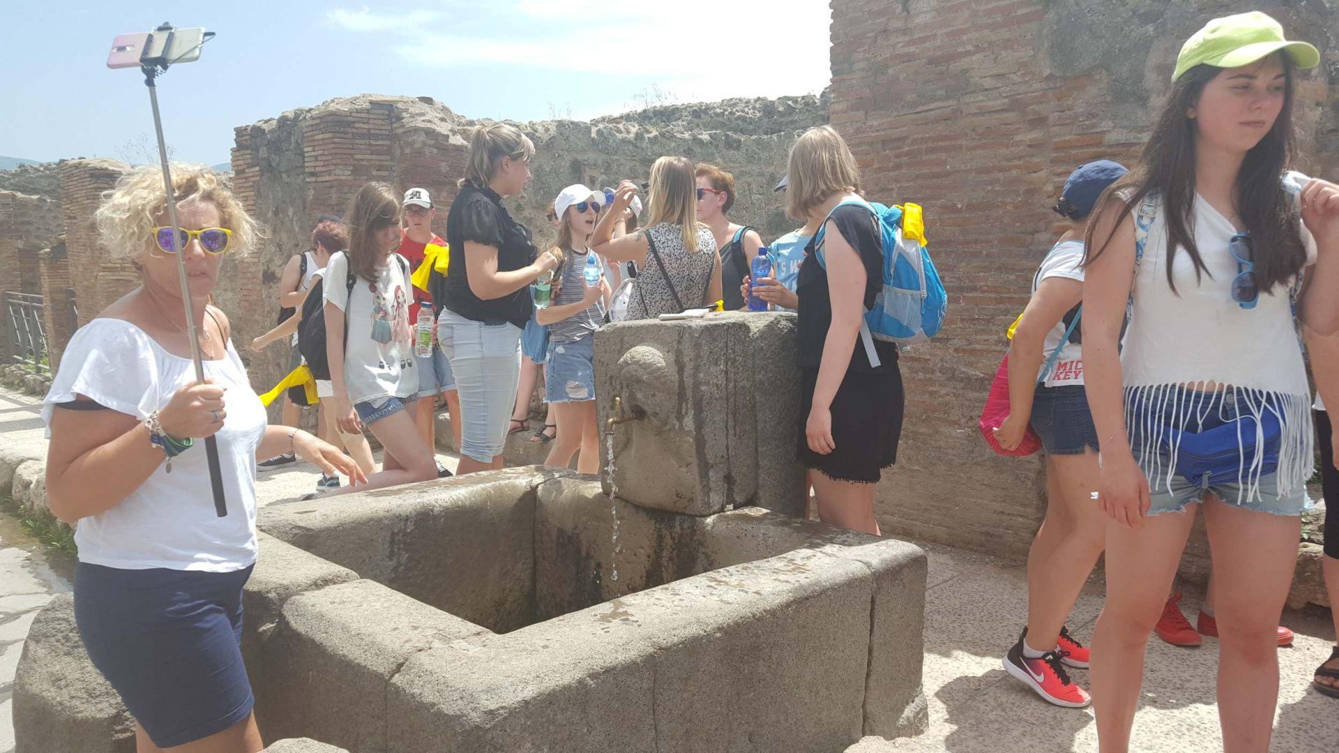 Wycieczka Włochy - Sycylia. POMPEJE (29)