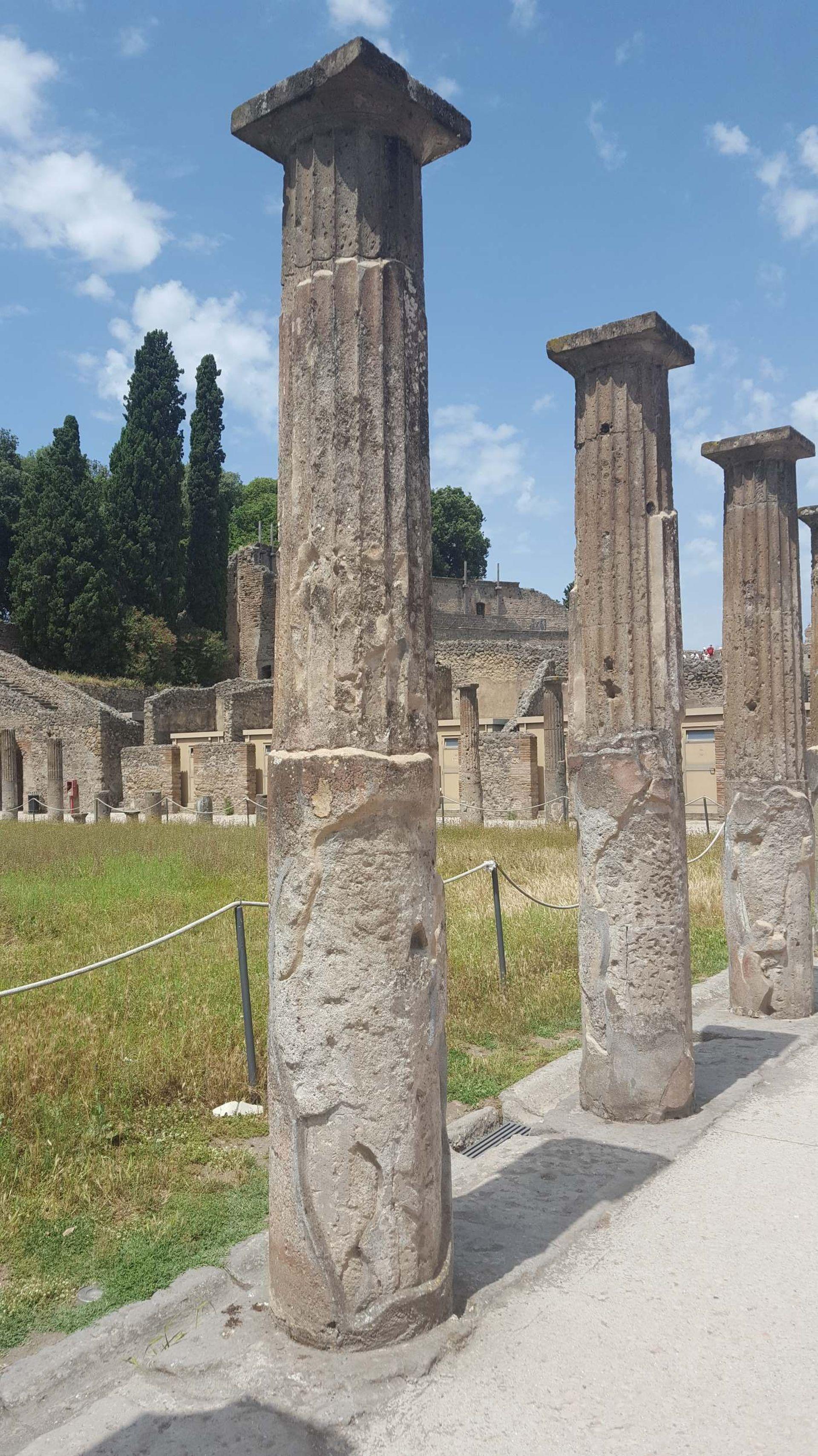 Wycieczka Włochy - Sycylia. POMPEJE (6)