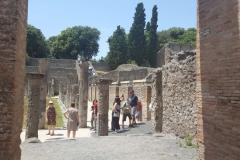 Wycieczka Włochy - Sycylia. POMPEJE (12)