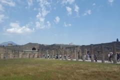 Wycieczka Włochy - Sycylia. POMPEJE (3)