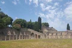 Wycieczka Włochy - Sycylia. POMPEJE (5)
