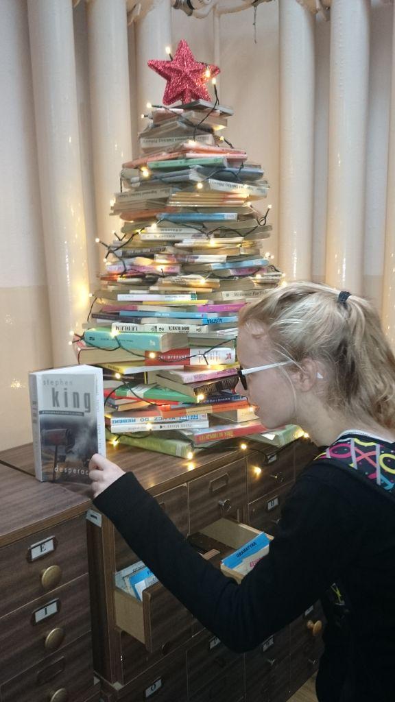 Biblioteka ZSO - Podarunek
