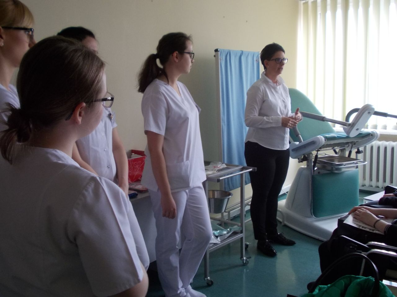 III LO na Uniwersytecie Medycznym w Katowicach