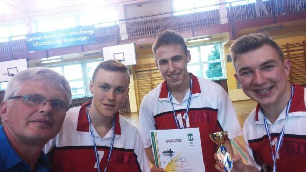 Mistrzostwa Jaworzna Szkół Ponadgimnazjalnych w Tenisie Stołowym