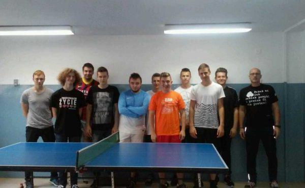 Mistrzostwie III LO w Tenisie Stołowym