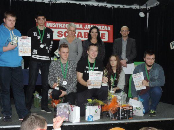 Mistrzostwa Jaworzna w Scrabble