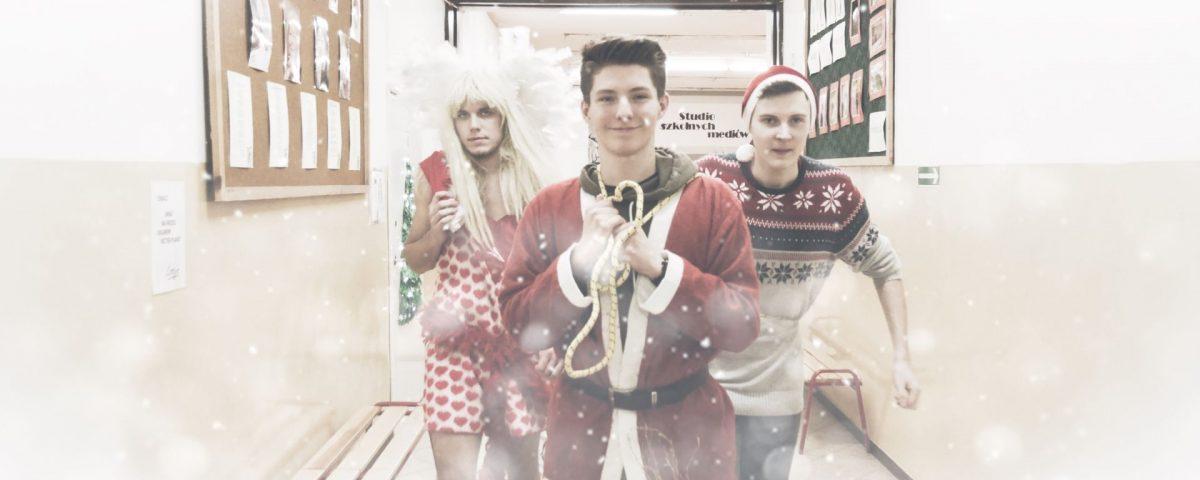 Mikołaj w LO3