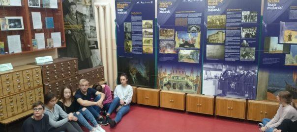 Biblioteka ZSO. Wincenty Drabik
