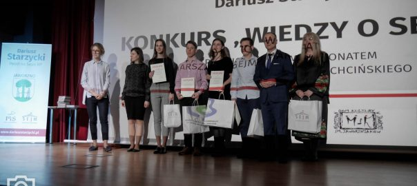Konkurs Wiedzy o Sejmie