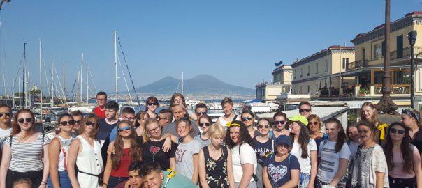 Wycieczka Włochy - Sycylia. NEAPOL.