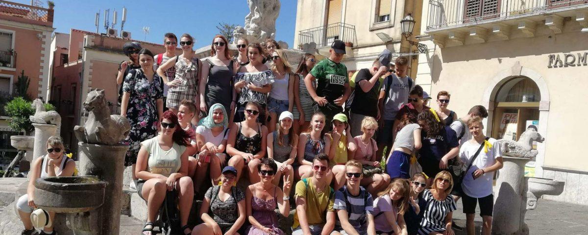Wycieczka Włochy - Sycylia. TAORMINA