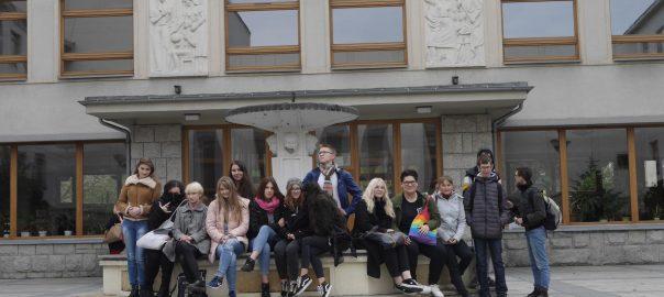 Warsztaty w Pałacu Młodzieży