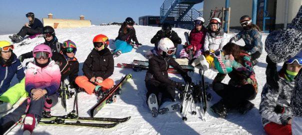 LO3 na nartach