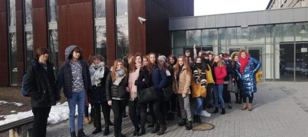Zajęcia w SWPS w Katowicach