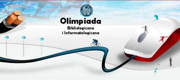 Olimpiada bibliologiczna i informatologiczna