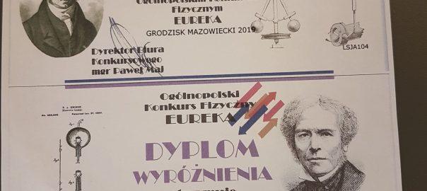 Ogólnopolski Konkurs Fizyczny