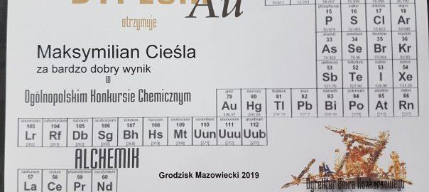 Magia Alchemika