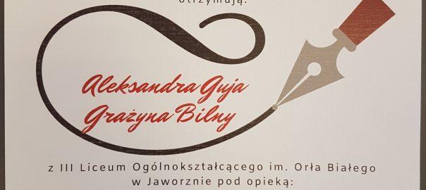 XI edycja Wszechstronnego Konkursu Konesera Polszczyzny