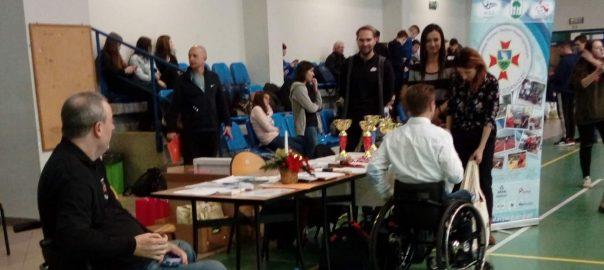 Mikołajkowy Integracyjny Turniej Boccia