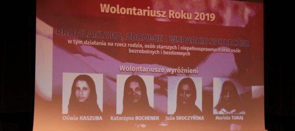 Wolontariusz Roku 2019