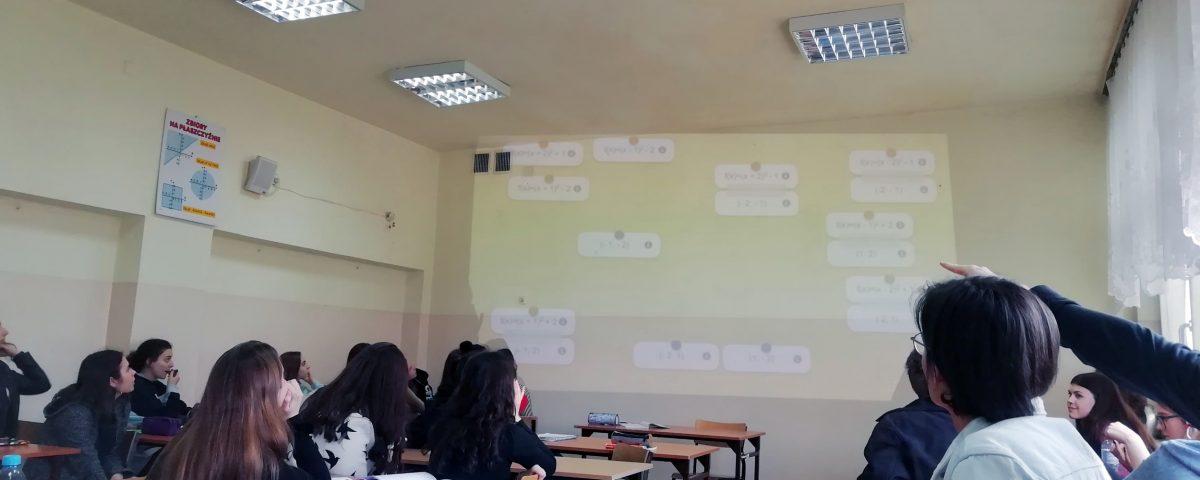 Zajęcia z matematyki